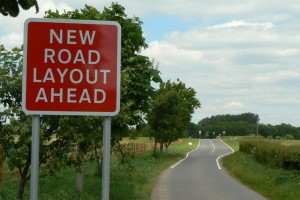 New-Road-Layout-Ahead