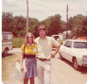 LEANING TOWARD WISDOM PODCAST - Rhonda and Randy summer of 1975