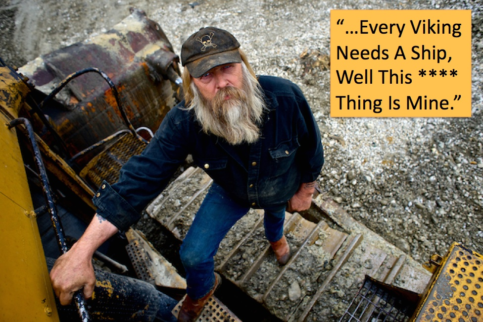 I'm Inspired To Be More Desperate (Why Every Viking Needs A Ship) - LEANING TOWARD WISDOM Podcast 4036