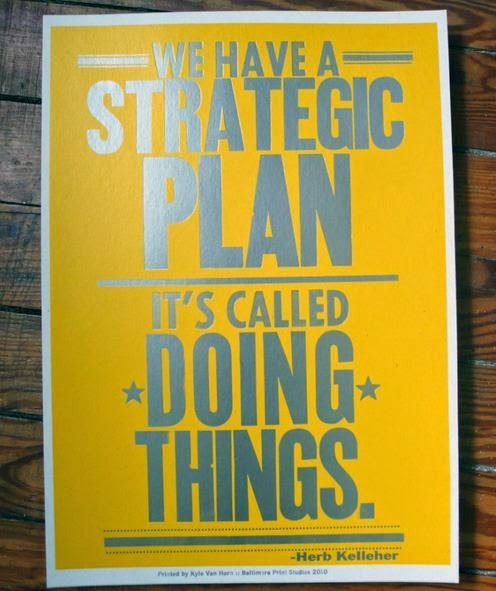 An Effective Strategic Plan