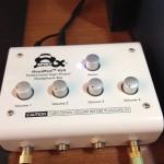 Aphex HeadPod 454 headphone amp