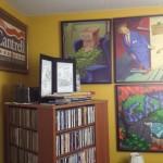 Cartoon & CD Corner