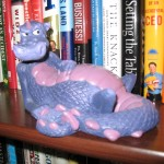 My Purple Dragon