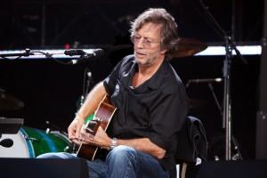 Eric Clapton circa 2008