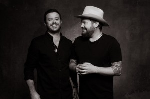 Randy Rogers and Wade Bowen