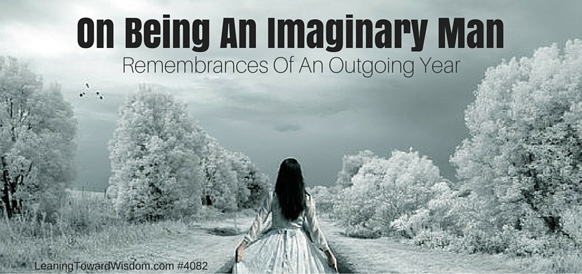 On Being An Imaginary Man