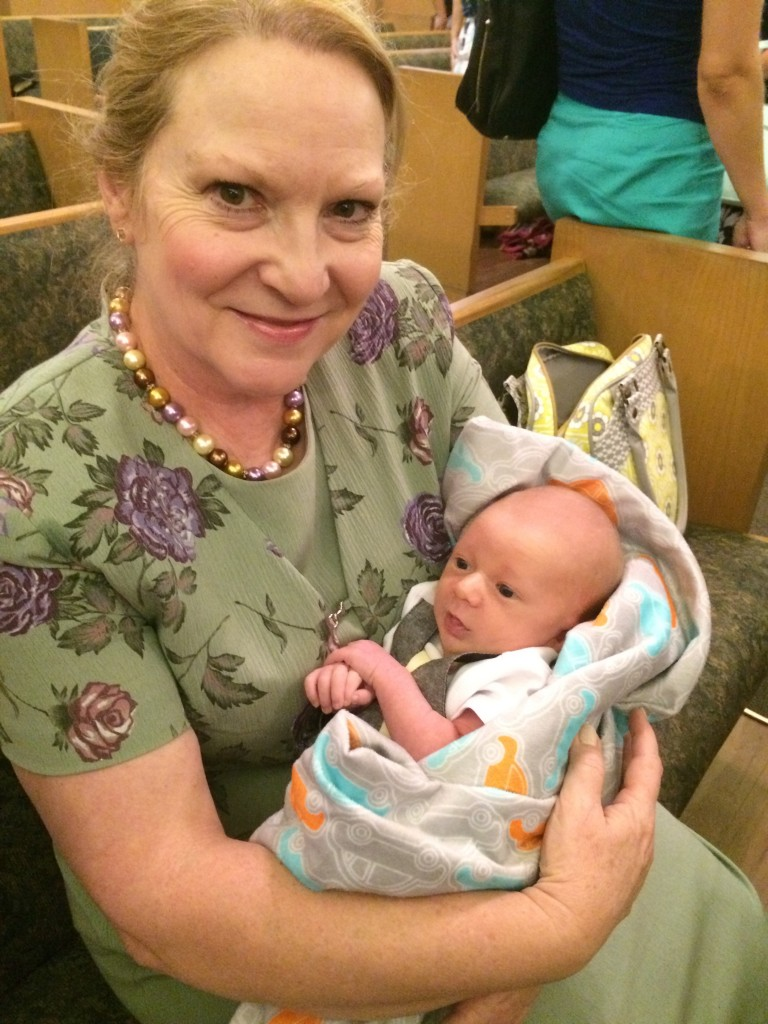Rhonda and Cason, August 2015