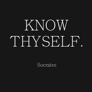 know-thyself