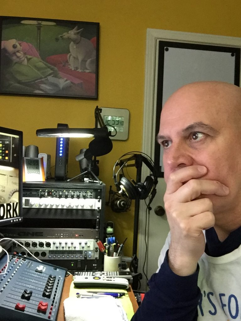 Pondering Life Inside The Yellow Studio - LEANING TOWARD WISDOM with Randy Cantrell