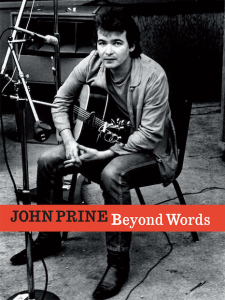 "John Prine ""Beyond Words"""